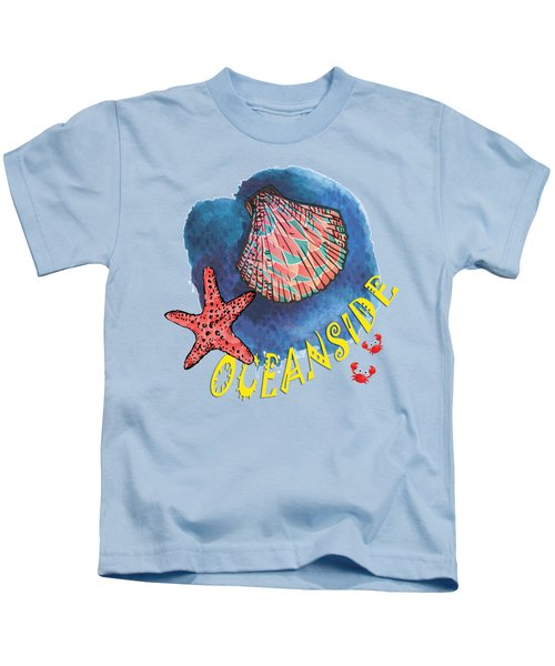 Oceanside Kids T-Shirt