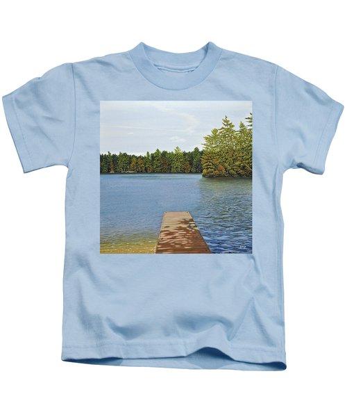 Off The Dock Kids T-Shirt