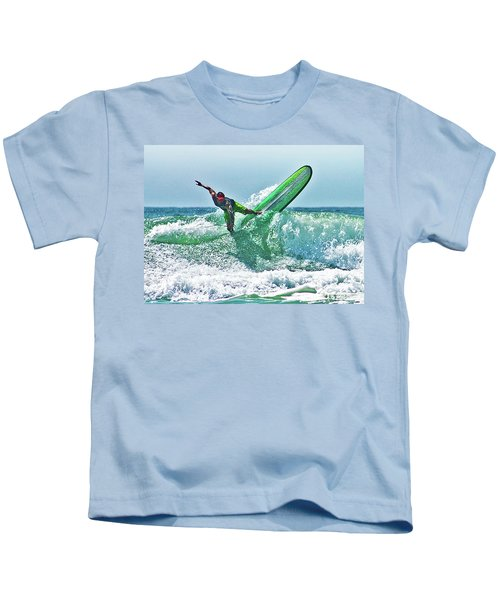 Off The Top Kids T-Shirt