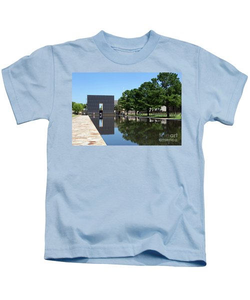 Oklahoma City National Memorial Bombing Kids T-Shirt
