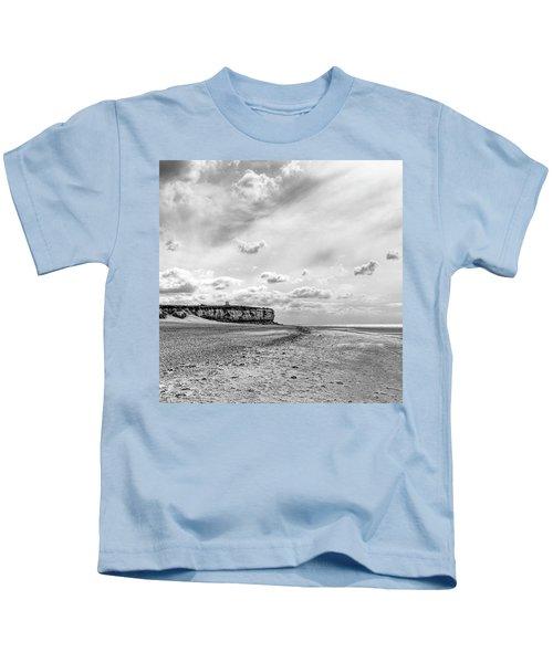 Old Hunstanton Beach, Norfolk Kids T-Shirt