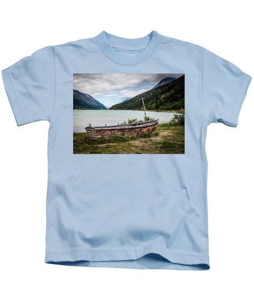 Old Sailboat Kids T-Shirt