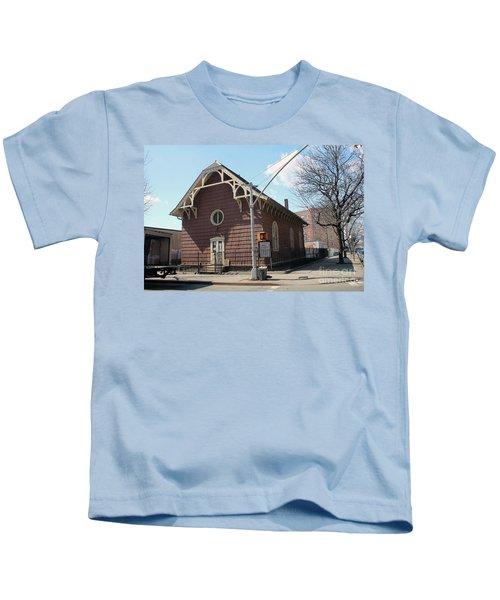 Old St. James Church  Kids T-Shirt