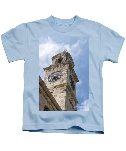 Olde Time Clock Kids T-Shirt