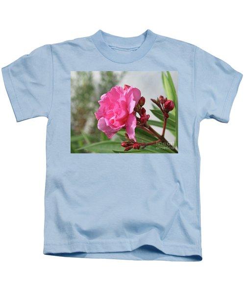 Oleander Splendens Giganteum 4 Kids T-Shirt