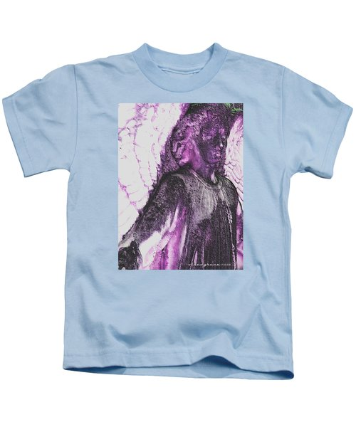 On Wings Of Light Kids T-Shirt