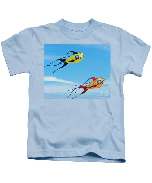 One Fish, Two Fish Kids T-Shirt
