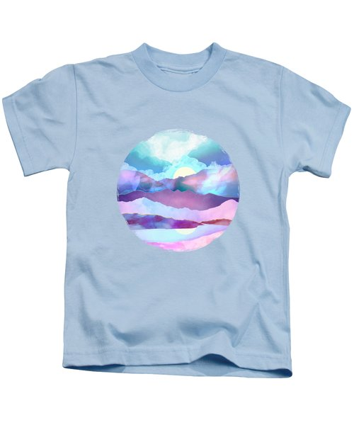 Opal Mountains Kids T-Shirt