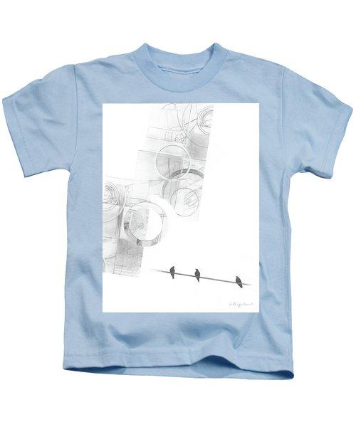 Orbit No. 4 Kids T-Shirt