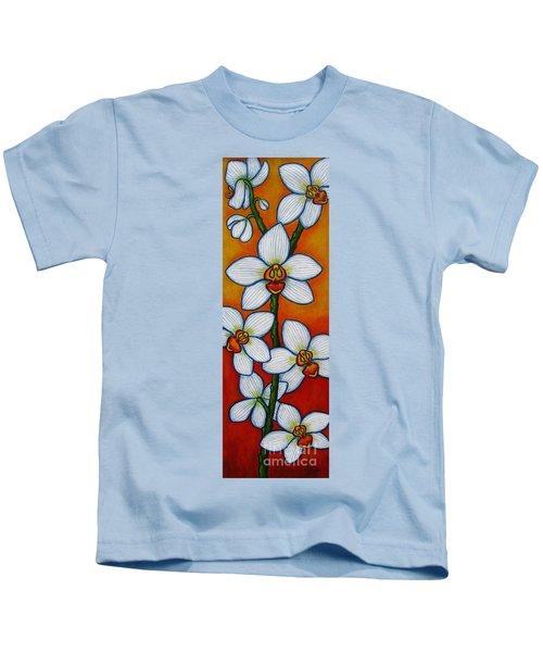 Orchid Oasis Kids T-Shirt
