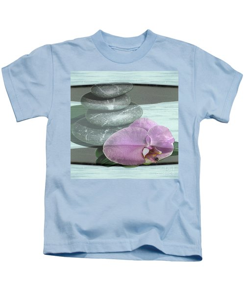 Orchid Tranquility Kids T-Shirt