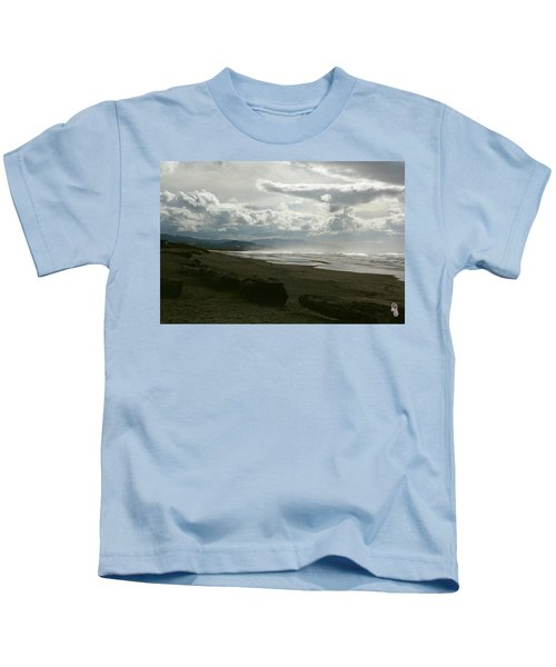Oregon Coast 10 Kids T-Shirt