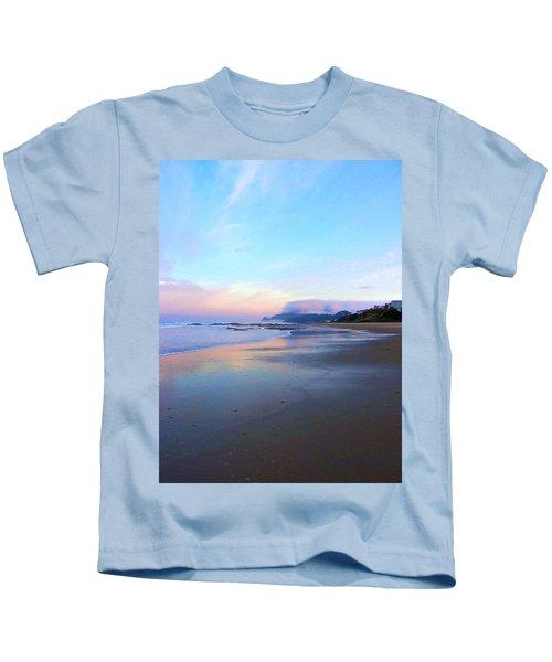 Oregon Coast 4 Kids T-Shirt