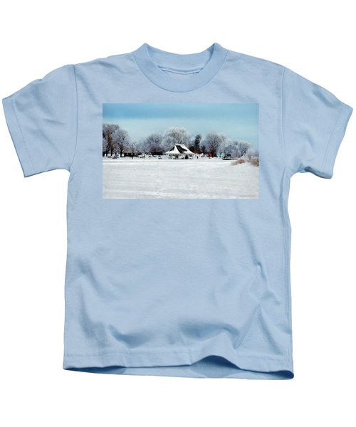 Orillia Winter Kids T-Shirt