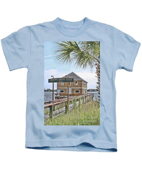 Ormond Yacht Club Kids T-Shirt