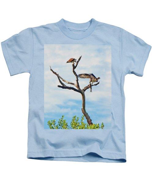 Osprey Feast Kids T-Shirt