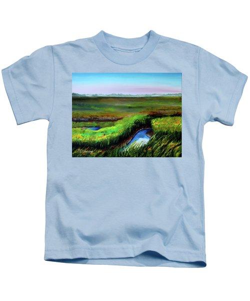 Outgoing Tide Kids T-Shirt