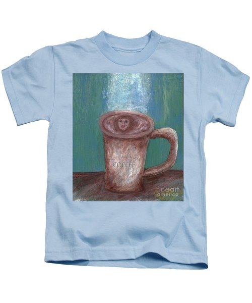 Pacific Northwest Coffee Kids T-Shirt
