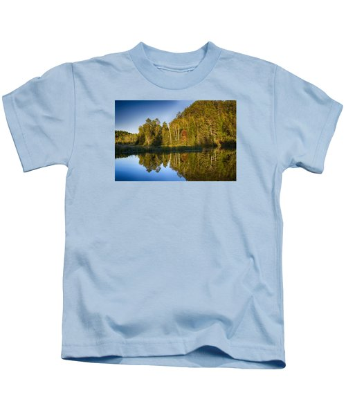 Paint River Kids T-Shirt