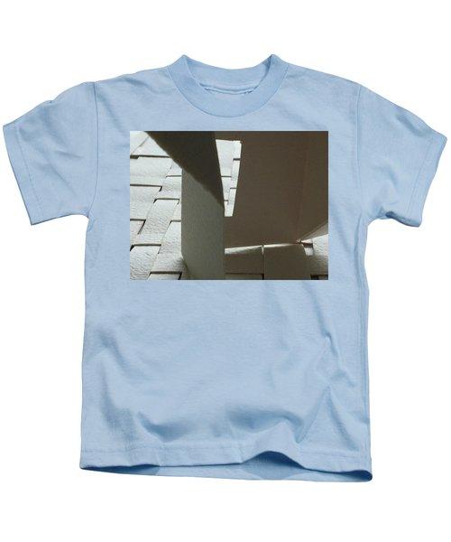 Paper Structure-1 Kids T-Shirt