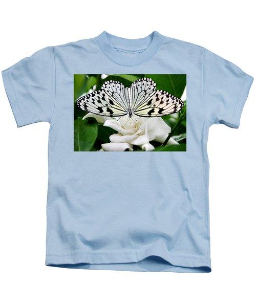 Paperkite On Gardenia Kids T-Shirt