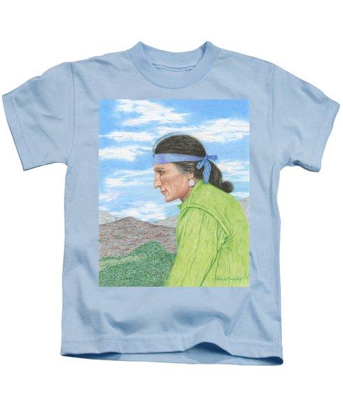 Part Earth, Part Heaven Kids T-Shirt