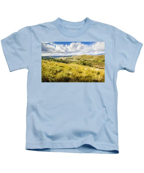 Parting Creek Regional Reserve Tasmania Kids T-Shirt