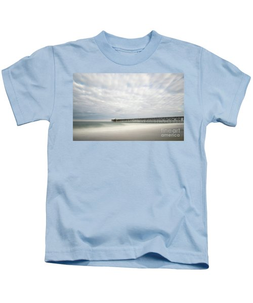 Pawleys Island Pier I Kids T-Shirt