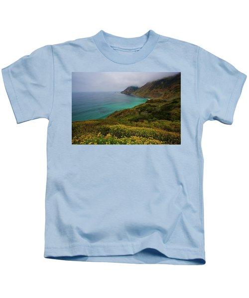 Pch 1 Kids T-Shirt