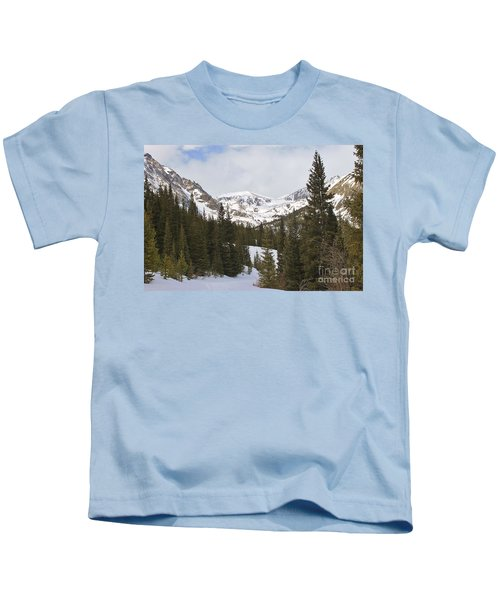 Peace In The Winter 4 Kids T-Shirt