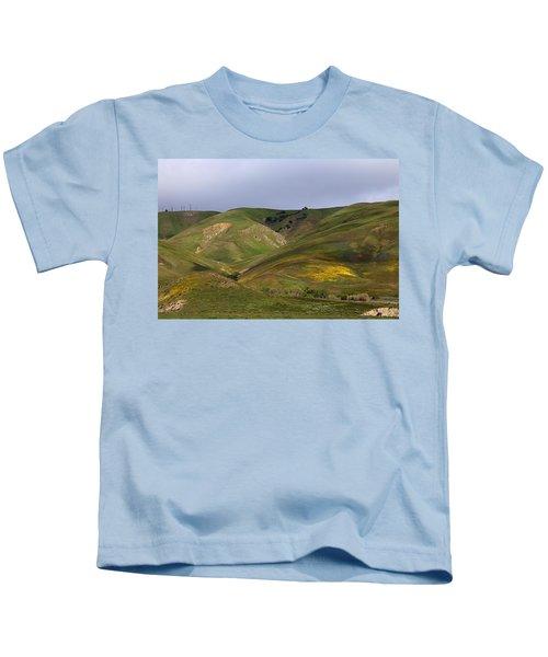 Peace Valley Kids T-Shirt