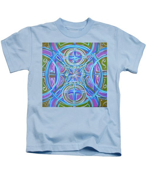 Peaceful Patience Kids T-Shirt
