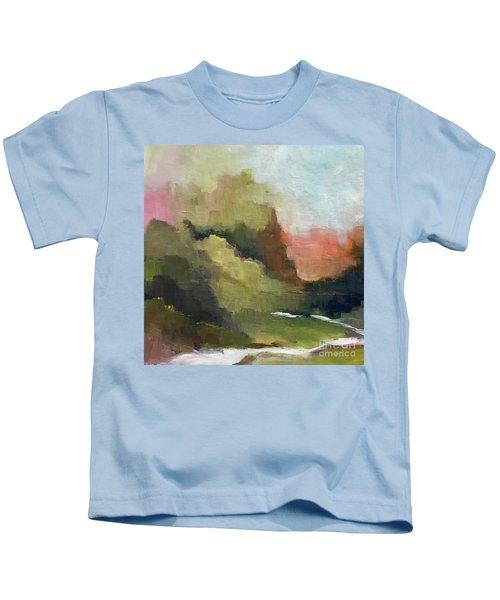 Peaceful Valley Kids T-Shirt