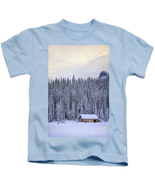 Peaceful Widerness Kids T-Shirt