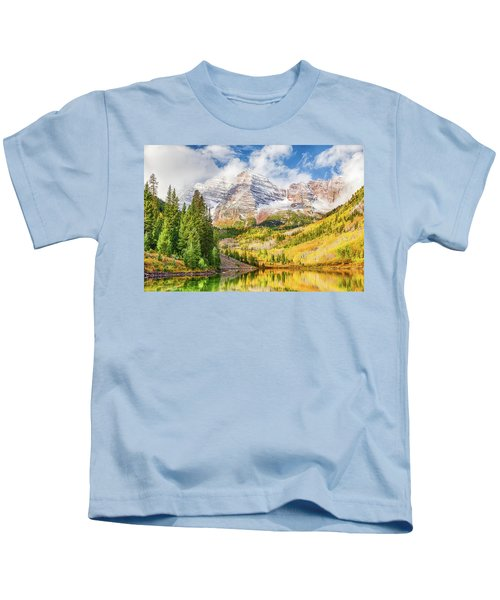 Peak Colors Kids T-Shirt