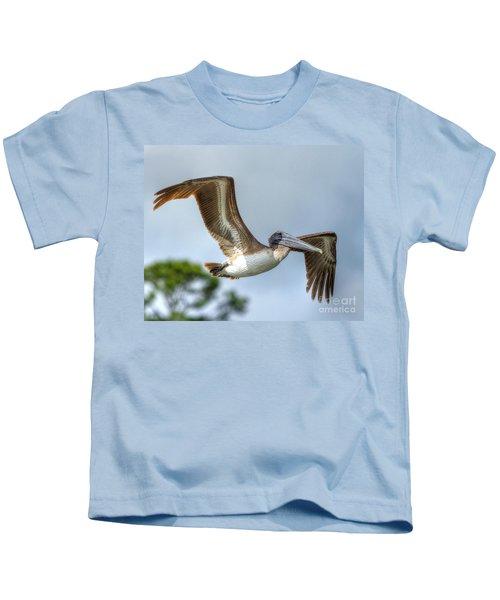 Pelican-4443 Kids T-Shirt