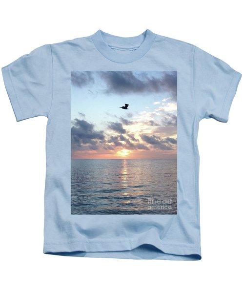 Pelican Dawn Kids T-Shirt