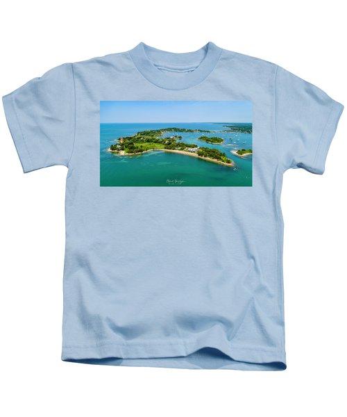 Penzance Point Kids T-Shirt