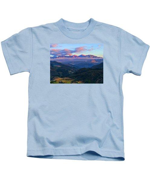 Perrozo Morning Kids T-Shirt