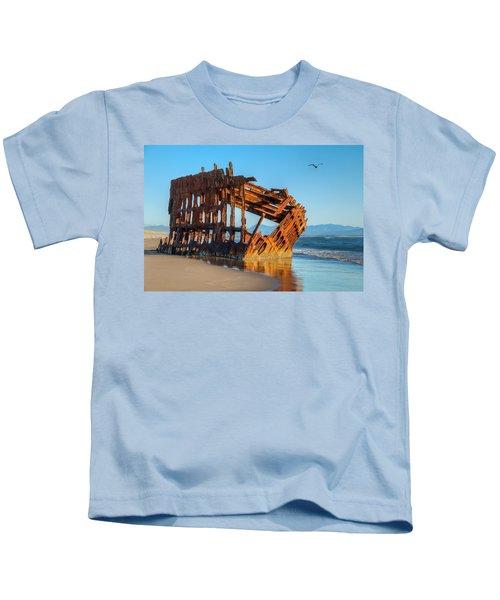 Peter Iredale II Kids T-Shirt