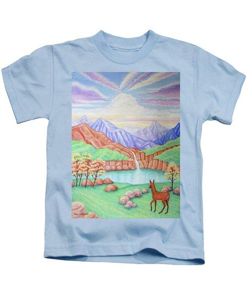 Phantom Valley Kids T-Shirt