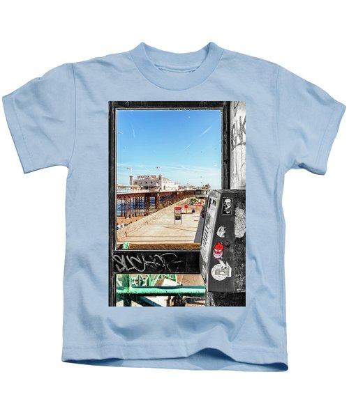 Phone Home Kids T-Shirt