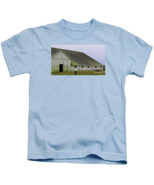 Pierce Pt. Ranch Study Kids T-Shirt