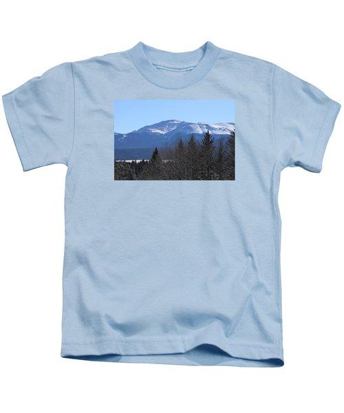 Pikes Peak Cr 511 Divide Co Kids T-Shirt