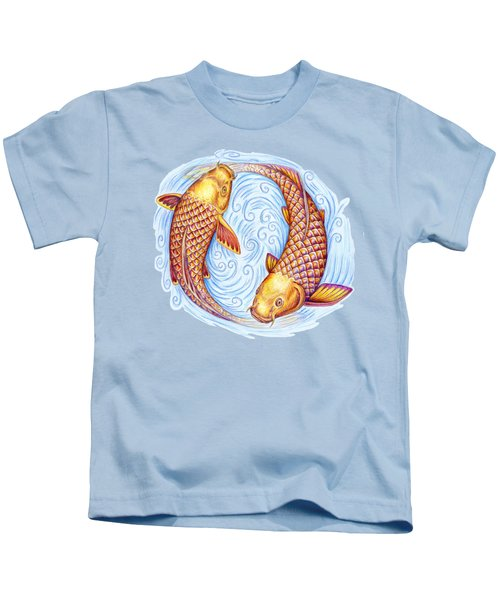 Pisces Kids T-Shirt