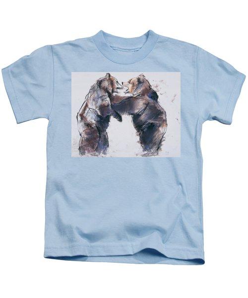 Play Fight Kids T-Shirt