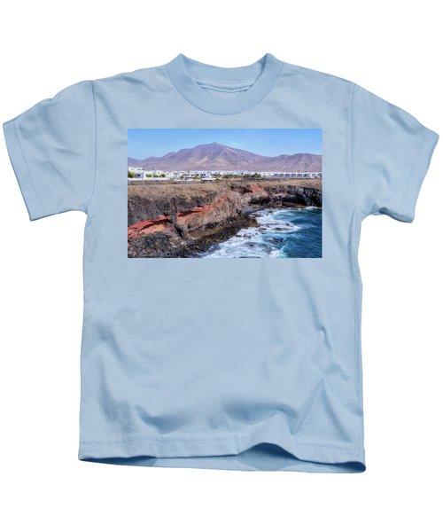 Playa Blanca - Lanzarote Kids T-Shirt