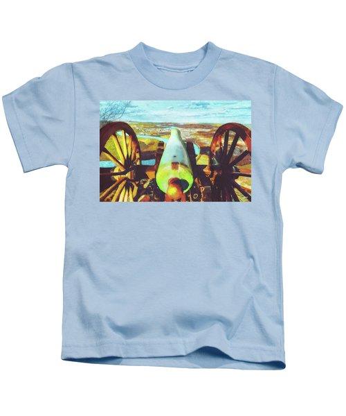 Point Park Cannon Kids T-Shirt