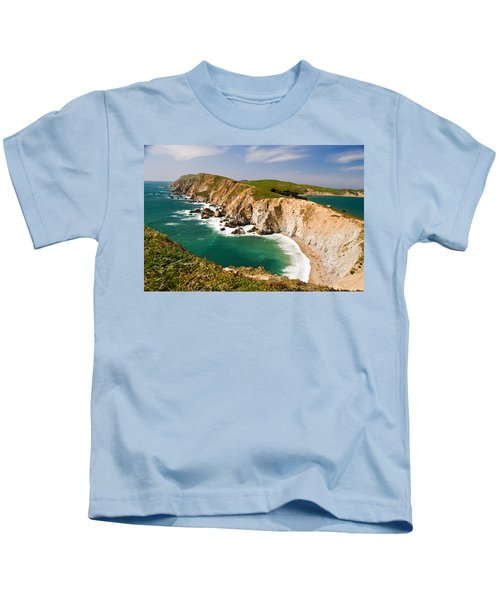 Point Reyes National Seashore Kids T-Shirt
