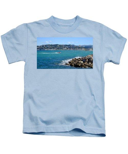 La Pointe Rouge Marseille Kids T-Shirt